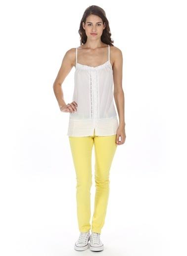 Loox Bluz Beyaz
